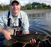 Goodnews River Fishing July