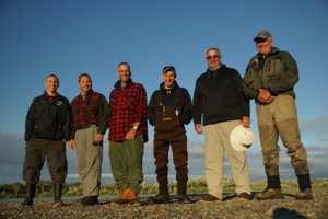Alaska Goodnews river