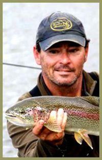 Fish Alaska Rainbow Trout goodnews river, Alagnak river