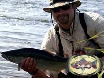 alaganak river rainbow trout