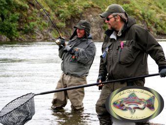 silver salmon Alaska goodnews