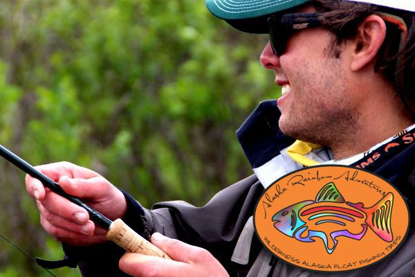 guided fly fishing trip in Alaska